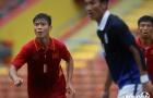 U22 Việt Nam: Duy Mạnh có nguy cơ bị rách bắp đùi
