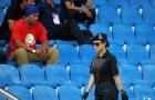 Bắt gặp nữ cảnh sát xinh đẹp trước trận chiến Việt Nam - Indonesia