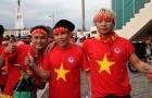 Bắt đầu nóng không khí trận Việt Nam - Indonesia