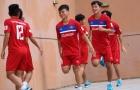 Vắng Duy Mạnh, U22 Việt Nam vẫn sẵn sàng chiến Thái Lan