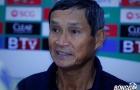 HLV Đức Chung mổ xẻ điểm mạnh, yếu ĐT Campuchia
