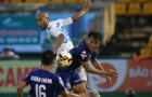 """Trắng tay ở Gò Đậu, Hà Nội FC """"hụt hơi"""" cuộc đua vô địch"""