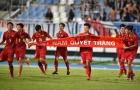 Lịch thi đấu U16 Việt Nam tại vòng loại U16 châu Á 2018