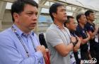 TTK Lê Hoài Anh từ chối nói về việc không mời HLV Hữu Thắng họp báo