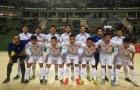 Đánh bại Solomon Island 2-1, futsal Việt Nam nuôi hy vọng vào tứ kết
