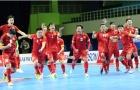 Fusal Đông Nam Á 2017: Việt Nam đặt mục tiêu giành vé vào chung kết