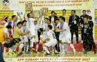 Giải futsal Đông Nam Á 2017: Thái Lan bảo vệ thành công ngôi vô địch, Việt Nam trắng tay