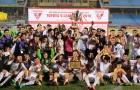 Lịch thi đấu - bảng xếp hạng vòng cuối V-League 2017