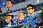 Thủ thành Tiến Dũng 'mất điểm' trong mắt HLV Park Hang-seo