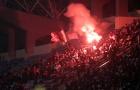 Phong Phú Hà Nam vào chung kết, CĐV đốt pháo sáng ăn mừng