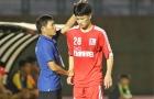 HLV Nguyễn Hải Biên lý giải việc U21 Viettel giành vé vào chung kết