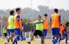 'Đội nắng' luyện công trên đất Thái, thầy trò Park Hang-seo quyết giành 3 điểm trước Uzbekistan