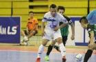 Khai mạc Giải futsal LS Cup 2017: Cất nhiều trụ cột, Thái Sơn Nam vẫn thắng đậm