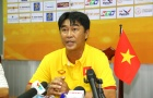 """HLV Trần Minh Chiến: """"U23 Việt Nam phải giữ trái tim nóng và cái đầu lạnh"""""""