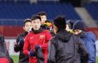 """Đội trưởng Xuân Trường nói gì trước """"đại chiến"""" gặp U23 Hàn Quốc?"""