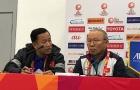 Họp báo U23 Việt Nam - U23 Qatar: HLV Park Hang-seo 'nghênh chiến' đối thủ