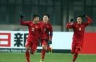 """Hồng Duy – Văn Đức: """"U23 Việt Nam chuẩn bị giày 6 móng đấu U23 Uzbekistan"""""""