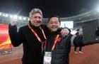 """""""Điệp viên"""" Jurgen Gede - Niềm tin để thầy Park giải mã U23 Uzbekistan, U23 Việt Nam lên đỉnh châu Á"""
