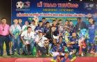 BTV Cup 2018: Bình Dương vô địch, HAGL trắng tay