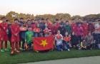 Điểm tin bóng đá Việt Nam tối 11/03: U16 Việt Nam vào chung kết, thầy Park 'song kiếm' với HLV Hoàng Anh Tuấn