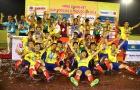 Nhật Trường 'xuất thần', giúp U19 Đồng Tháp vô địch trên loạt đấu súng