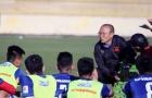 ĐT Việt Nam tập trung rèn chiến thuật trước trận gặp Jordan