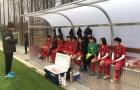 Tuyển nữ Việt Nam chia điểm tiếc nuối với CLB Bayern Munich