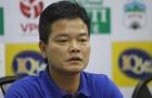 HLV Nguyễn Văn Sỹ: Cầu thủ Nam Định chỉ ở mức trung bình đến trung bình kém