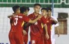 """U19 Việt Nam tiếp tục thắng đậm """"quân xanh"""" trên đất Trung Quốc"""