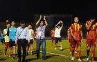 Đội bóng thành Nam tạo cú sốc ở thành Vinh