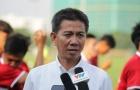 HLV Hoàng Anh Tuấn chỉ ra những điểm yếu của U19 Việt Nam