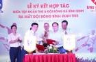 CLB Bóng đá Bình Định có mạnh thường quân ở giải hạng nhất