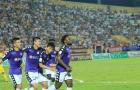 'Bắn hạ' Nam Định 2-0, Hà Nội FC giữ vững ngôi đầu
