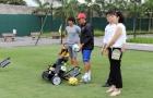 U19 Việt Nam được trang bị máy bắn bóng hiện đại