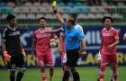 Gục ngã tại phố núi, HLV Sài Gòn FC tố trọng tài quên thổi phạt đền