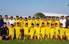 PVF tranh chung kết với SLNA giải U13 toàn Quốc 2018