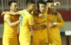 TRỰC TIẾP Vòng 20, SLNA vs HAGL 3-1:( KT) Xuân Trường, Công Phượng trắng tay rời thành Vinh
