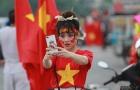 Trai xinh, gái đẹp nô nức 'tiếp lửa' U23 Việt Nam