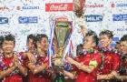 Cưa điểm với Uzbekistan, U23 Việt Nam vô địch giải tứ hùng với thành tích bất bại