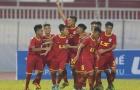 Bảng B, VCK U15 Quốc gia 2018: Viettel thắng kịch tính, Thanh Hóa thua tan nát