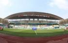 Cận cảnh sân Wibawa Mukti nới diễn ra trận đấu U23 Việt Nam vs Pakistan