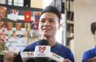 Tiền vệ Quang Hải: 'Kinh nghiệm và sức trẻ giúp U23 Việt Nam mạnh hơn ở ASIAD 2018'