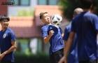 Nhật Bản tập bài lạ trước ngày 'đại chiến' với U23 Việt Nam
