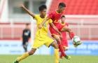 Thắng đậm Khánh Hòa, Viettel chạm trán Bình Dương ở bán kết U15 QG