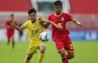 VCK U15 Quốc gia 2018: Thắng kịch tính S.Khánh Hòa, SLNA vào chung kết