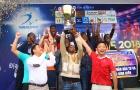 Bầu Tú trao Cup vô địch giải phủi lớn nhất Sài Gòn
