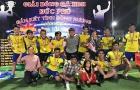 Phước Vĩnh FC vô địch giải hội đồng hương Đức Phú