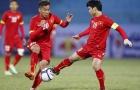 Điểm tin bóng đá Việt Nam: Vượt mặt Thái Lan, ĐT Việt Nam xếp số 1 Đông Nam Á