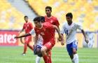 VCK U16 châu Á 2018: Ấn Độ có điểm trước Iran, quá khó cho Việt Nam