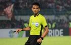 Trọng tài Indonesia cầm còi trận Việt Nam gặp Lào